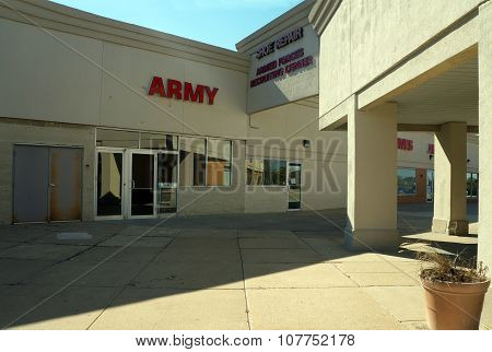 Armed Forces Recruiting Center