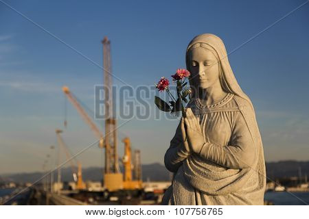 Virgin Mary Patroness