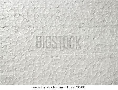 Foam Texture Background