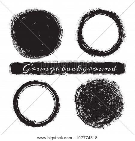 Black grunge backgrounds