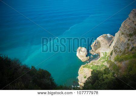Stock Photo - Positano Amalfi Coast Italy