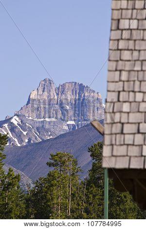 Mount Hector - Summer