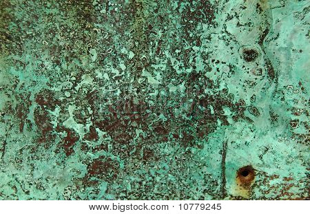 Copper Patina