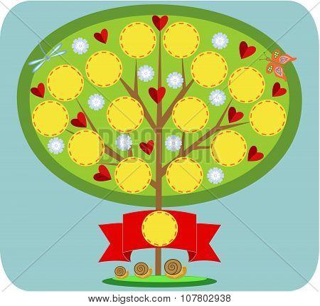 fabulous family tree
