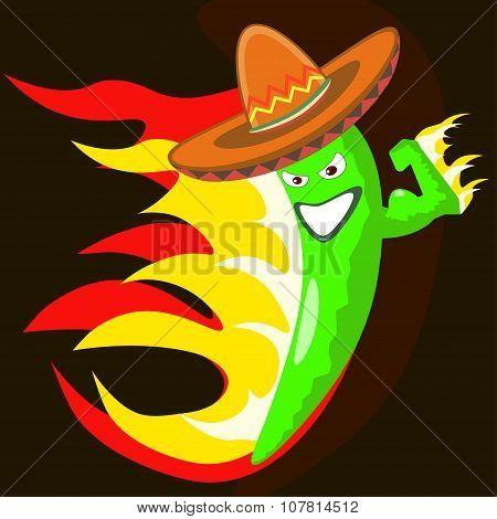 Cool Chili Pepper