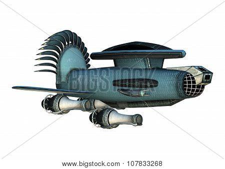 Fantasy Cargo Starship