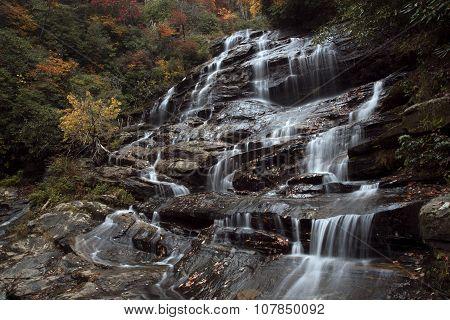 Autumn at Glen Falls