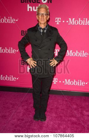 LOS ANGELES - NOV 10:  Andy Dick at the T-Mobile Un-carrier X Launch Celebration at the Shrine Auditorium on November 10, 2015 in Los Angeles, CA