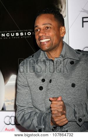 LOS ANGELES - NOV 10:  Hill Harper at the AFI Fest 2015 Presented by Audi -