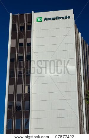 Td Ameritrade Building