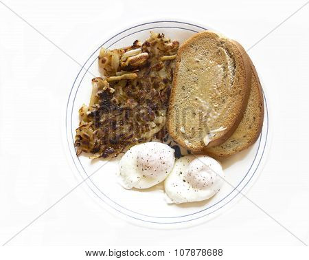 Poached Egg Breakfast