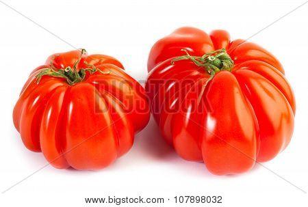 Different colors tomatos, Solanum lycopersicum