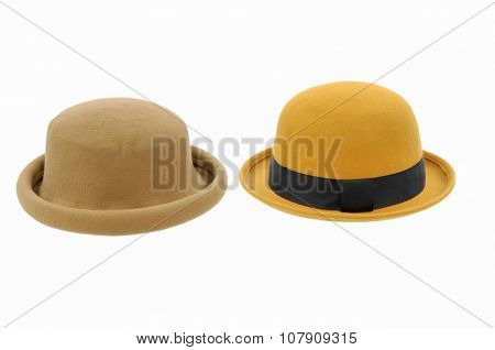 Two woman hat