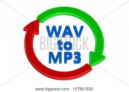 Converting Wav To Mp3