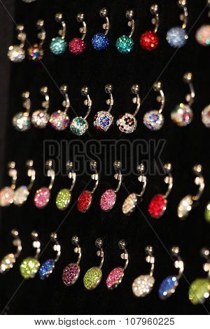 Collection Of Earrings For Piercing
