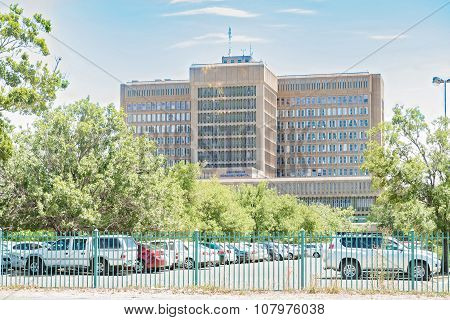 Universitas Academic Hospital