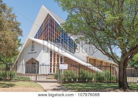 New Apostolic Church In Universitas In Bloemfontein