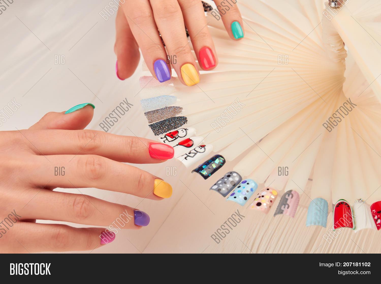 Stylish Manicure Nail Image & Photo (Free Trial) | Bigstock