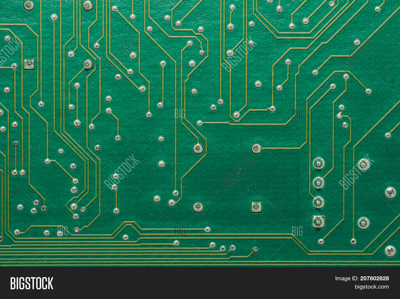 Electronic Printed Image & Photo (Free Trial) | Bigstock