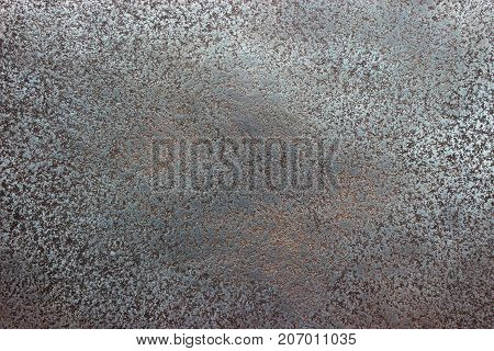 Black Textured Steel, Worn Metal Surface Background