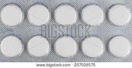 Drugs Close-up Shot