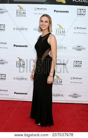 LOS ANGELES - SEP 30:  Elizabeth Archer at the Catalina Film Festival - September 30 2017 at the Casino on Catalina Island on September 30, 2017 in Avalon, CA