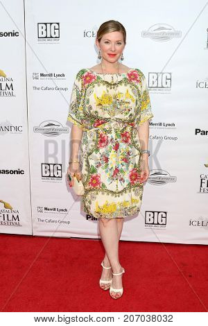 LOS ANGELES - SEP 30:  Cady McClain at the Catalina Film Festival - September 30 2017 at the Casino on Catalina Island on September 30, 2017 in Avalon, CA