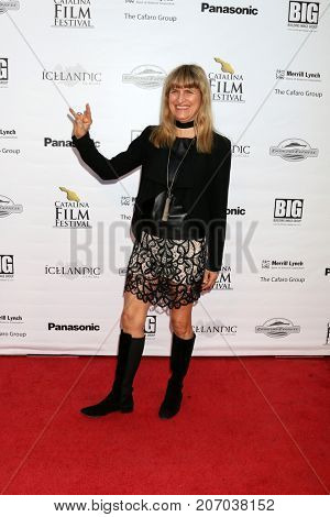 LOS ANGELES - SEP 30:  Catherine Hardwicke_656 at the Catalina Film Festival - September 30 2017 at the Casino on Catalina Island on September 30, 2017 in Avalon, CA