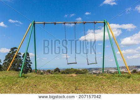 Playground Chain Swing Chairs
