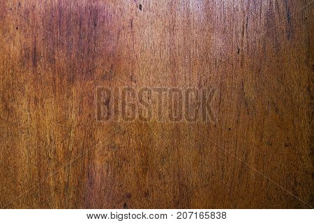 Texture brown genuine ancient door of the old tree - vintage and antiques poster