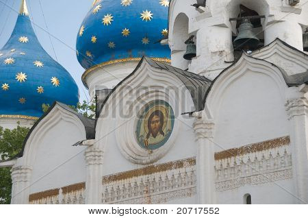 Icon on the Church