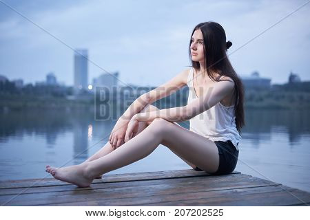 Gorgeous Young Woman Photoshoot