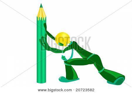 A strong little man 07