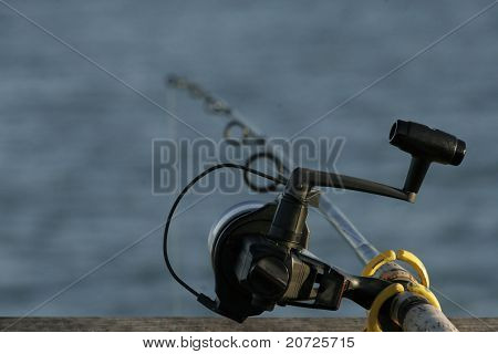 Fishing Rod Perspective
