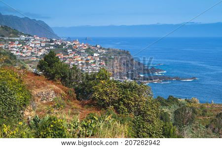 Northern Coast Of Madeira Island, Portugal