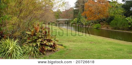 Canal at the Gardens