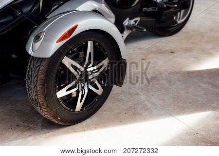 Wheel Trike for Trike or tricycle vehicle Spyder.