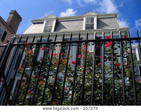 Well Manicured Charleston Dwelling