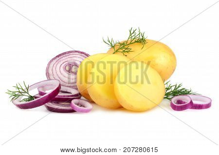 Potatoes With Onion