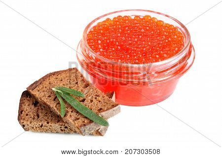 Caviar And Olive Oil