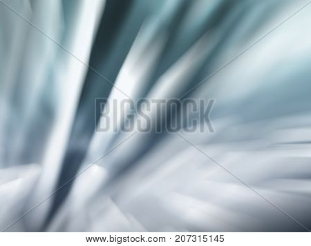 Silver grey blue blurred metal background - abstract speed effect - technology texture
