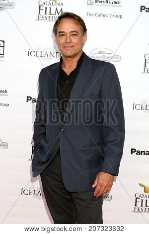 LOS ANGELES - SEP 30:  Jon Lindstrom at the Catalina Film Festival - September 30 2017 at the Casino on Catalina Island on September 30, 2017 in Avalon, CA
