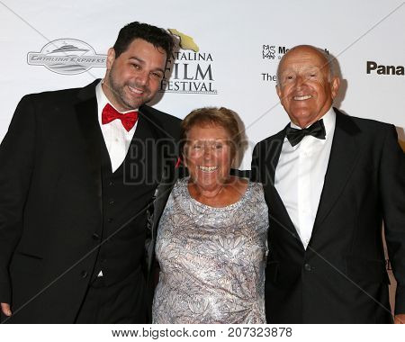 LOS ANGELES - SEP 30:  Ron Truppa, guests at the Catalina Film Festival - September 30 2017 at the Casino on Catalina Island on September 30, 2017 in Avalon, CA