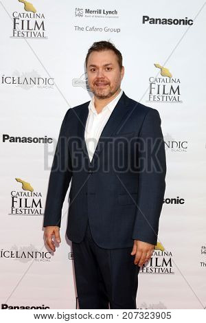 LOS ANGELES - SEP 30:  Theodore Melfi at the Catalina Film Festival - September 30 2017 at the Casino on Catalina Island on September 30, 2017 in Avalon, CA