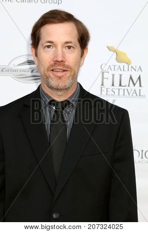 LOS ANGELES - SEP 30:  Scott Gray at the Catalina Film Festival - September 30 2017 at the Casino on Catalina Island on September 30, 2017 in Avalon, CA