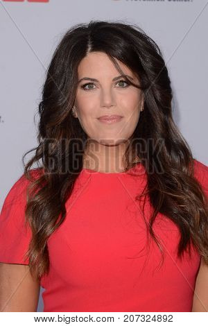 LOS ANGELES - SEP 27:  Monica Lewinsky at the TLC's Give A Little Awards at the NeueHouse Hollywood on September 27, 2017 in Los Angeles, CA