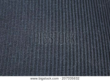 Surface of leatherette black for textured background