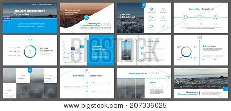 Elements For Presentation Templates.