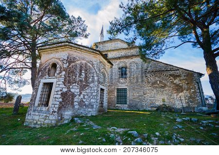 Aslan Pasha Tzami, Municipal Museum, Ioannina Greece