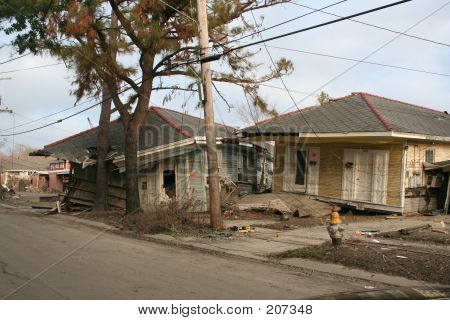 Katrina Hurricane Aftermath